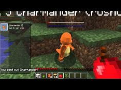 Minecraft: Pixelmon part1: Charizard