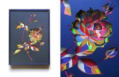 Door papier laag voor laag aan te brengen creëert Maud Vantours driedimensionale papierlandschappen. Vanaf 7 juni is haar werk te zien bij #CODAPaperArt. Bekijk alvast een aantal van haar werken op www.coda-apeldoorn.nl/paperart2015-frankrijk