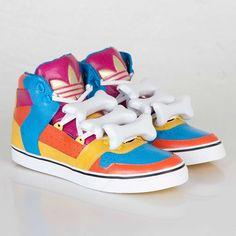 adidas Originals Jeremy Scott Bones Crib Shoes