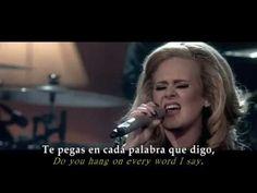 Letra y traducción · Adele
