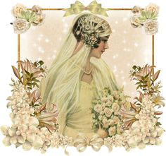 """Beautiful Victorian Bride"" by pinkfrosting2 ❤ liked on Polyvore"