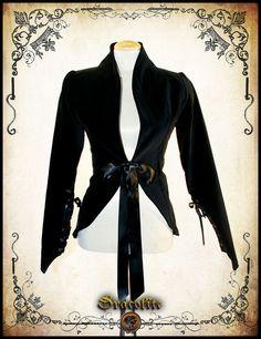 Annabelle Veste Steampunk clothing Jacket Steam punk jacket Steampunk  Oblečenie 34af15fe14