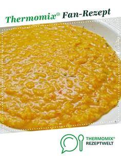 Ingwer-Linsensuppe mit Kokosmilch von Gast. Ein Thermomix ® Rezept aus der Kategorie Suppen auf www.rezeptwelt.de, der Thermomix ® Community.