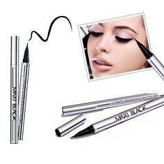 Black Waterproof Eyeliner Black Liquid Eye Liner Pencil Makeup Beauty