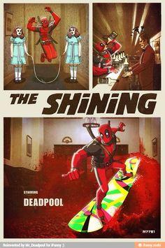 deadpool funnies