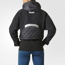 86cd7ff7b47 adidas - Run Trail Soft Shell Jacket Damast