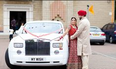 Image result for rolls royce asian wedding