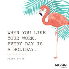 One of the best things about being a massage therapist is loving your job so much that every day becomes a holiday! Hand Massage, Massage Room, Spa Massage, Massage Therapy, Love Your Job Quotes, Love Yourself Quotes, Best Quotes, Awesome Quotes, Beauty Box