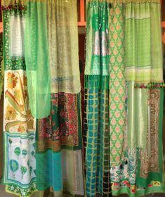 bohemian curtains | Bohemian, Gypsy Curtains