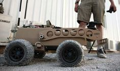 Canadian unmanned ground vehicle