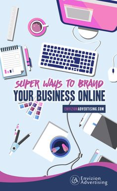 Visually brand your business on social media the RIGHT WAY: http://www.envizionadvertising.com/training/tips-on-branding-your-business/