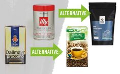 Kaffee Alternative, Fair Trade Kaffee, Gepa, Bio, Coffee, consumption