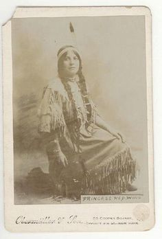 Princess Red Wing was born a member of the Winnebago Nation, in Nebraska. Entering films in 1908, Red Wing was the first Native American actress to become a noted star.