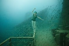 Mohawk Project - The Vandenberg, Life Below the Surface of Andreas Franke