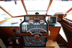 1966 Chris-Craft Constellation Motor Yacht for sale Power Boats For Sale, Chris Craft, Boat Interior, Yacht For Sale, Motor Yacht, Wooden Boats, Constellations, Building, Pictures