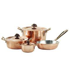 Love copper pots by lolita