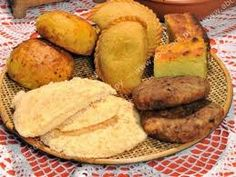 Mbeju, pastel mandi'o, pajagua mascada, sopa paraguaya!