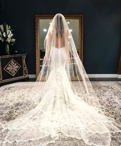 The when you see yourself in your perfect dress and bride looks dreamy! Dream Wedding Dresses, Wedding Gowns, Wedding Attire, Fairytale Dress, Strictly Weddings, Wedding Bells, Wedding Night, Wedding Wishes, Elegant Wedding