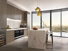 We sat down with renowned interior designer Adele Bates to discuss styling for Malvern apartment living with Vanguard apartments. Kitchen Inspirations, Interior Design, House Interior, Home, Interior, Elegant Kitchens, Kitchen Design, Apartment Living, Home Decor