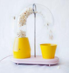 Jolene Carlier's Popcorn Monsoon Rains Imagination