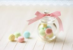 Dollhouse Miniature Food  Pastel French by miniaturepatisserie, $30.90