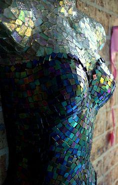 mannequin mosaic
