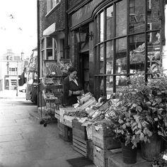Highgate Village store 1956