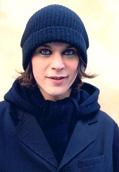 Ville Valo. I had a huge crush on him too back in the day!