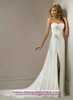 Marion - by Maggie Sottero - LOVE  Literally my dream dress!