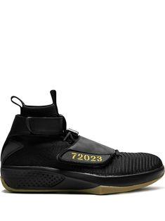 52e71ba1095fa0 JORDAN JORDAN AIR JORDAN 20 FLYKNIT SNEAKERS - BLACK.  jordan  shoes