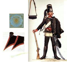 PRUSSIA -Hussar Regiment No.5