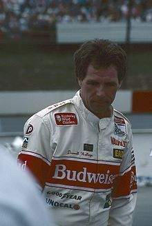 Darrell Waltrip 1982 Nascar Winston Cup Champion Its about time bud. is a champ. agian