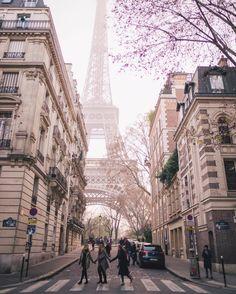 Paris via galmeetsglam