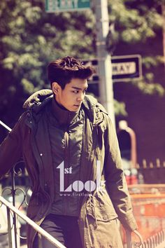 More of T.O.P's Pictorial for 1st Look Magazine x Calvin Klein Jeans [PHOTOS]   bigbangupdates