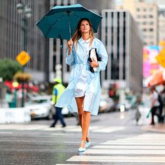 See the outfits that demanded attention (and documentation) on the streets of New York.