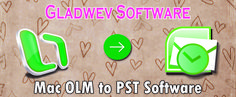 Taking home Gladwev OLM to PST converter Ultimate to export OLM to PST free would be the best decision you would make today.