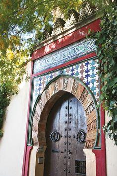 Beautiful doors - design inspiration | CN Traveller