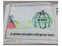 Planting Pumpkins in