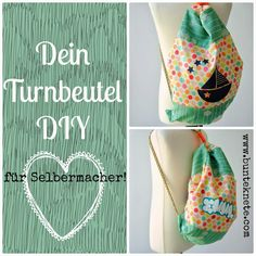 Turnbeutel - DIY