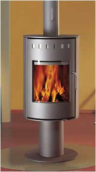 Esse Ironheart Wood Stove - like the drawer option on the bottom ...