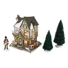 """Department 56: COLLECTING - """"Stratford Holiday Pies & Tarts"""" - New Introductions"""