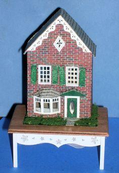 Empty Toblerone sweet packet for Dollshouse Miniatures 1//12 Scale