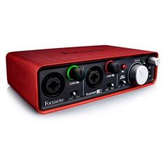 Focusrite Scarlett 2i2 USB audio interface #baxdroomstudio