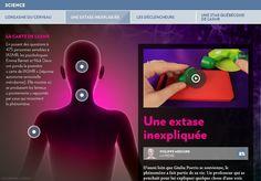 L'orgasme du cerveau - La Presse+