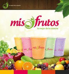 Afiche Mis-frutos on Behance