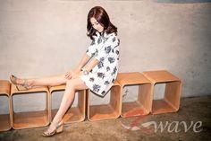 Choi Hee, Short Sleeve Dresses, Dresses With Sleeves, Korean Entertainment, Beauty, Fashion, Vestidos, Moda, Sleeve Dresses
