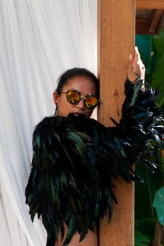 #bohochic #festivalstyle #festivalfashion #burningman #bohostyle #fashioninspiration #coachella #madmax #burningmancostume #burningmanstyle #womensstyle #ledlights #clotheswithledlights #feathers #mensfashion