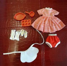 Betsy McCall Doll LIL COOK OUTFIT