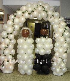 1000 images about balloon arch column kits on pinterest for Balloon arch decoration kit