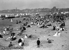 British Holidays - The Seaside - Margate - 1910